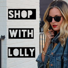 Shop with Lolly here. Get the best deal on fun and fashionable wear for every season ~ Shannon Yoachum